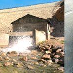 گالری انحراف آب سد نهرین-طبس