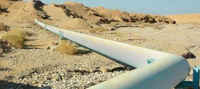 خط انتقال آب سد دره بید-طبس