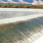 کنترل و پخش سیلاب جمع آب-چناران