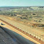 بهسازی جاده و احداث بلوار اصلی پالایشگاه گاز شهید هاشمی نژاد خانگیران-سرخس