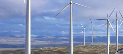 پروژه مطالعه نیروگاه برق بادی