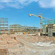 پروژه احداث ۲۴۷ واحد مسکونی طرح مسکن مهر-گلبهار